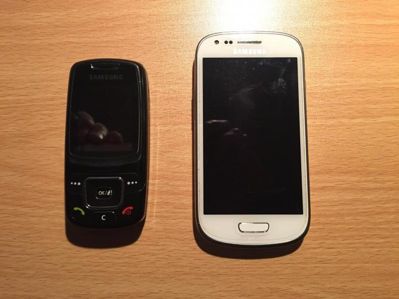 A Pair of Samsungs